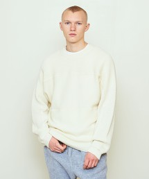 UNITED ARROWS & SONS HOLLIS CREW SWEATER