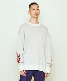 UNITED ARROWS & SONS HOMURA SWEATER 圓領針織衫 日本製