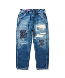 UNITED ARROWS & SONS SASHIKO DENIM