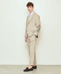 UNITED ARROWS & SONS BLOOM TROUSERS 日本製 OUTLET商品