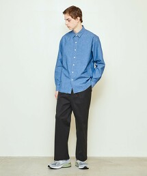 UNITED ARROWS & SONS 1P CHINO 卡其褲 日本製
