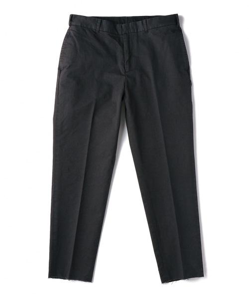 UNITED ARROWS & SONS CTN/TWL SKATE PANTS 9分褲