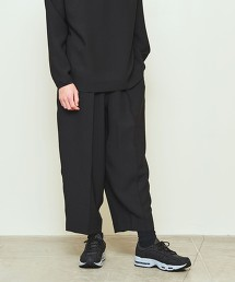 UNITED ARROWS & SONS by DAISUKE OBANA PE WIDE PANTS 日本製 20SS†