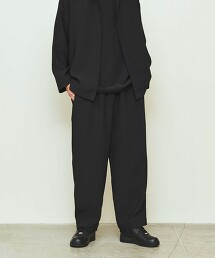 UNITED ARROWS & SONS by DAISUKE OBANA I NEW WIDE PANTS†
