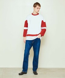 UNITED ARROWS & SONS FLARE JEANS 喇叭褲 日本製