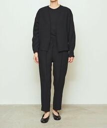 UNITED ARROWS & SONS by DAISUKE OBANA WOMEN I PANTS 一字型長褲 日本製