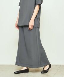 <UNITED ARROWS & SONS by DAISUKE OBANA WOMEN> I LINE SKIRT/裙子 日本製