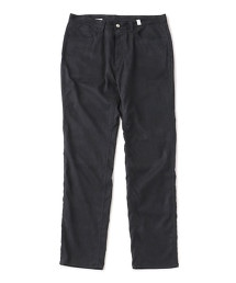 UNITED ARROWS & SONS FAKE SUEDE 5P PANTS