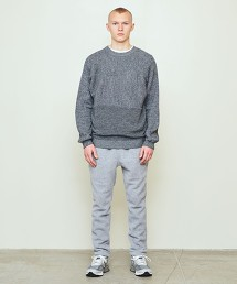 UNITED ARROWS & SONS BASIS FLEECE PANTS