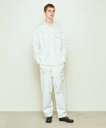 UNITED ARROWS & SONS OATMEAL BAKER PANTS 麵包工人褲 日本製