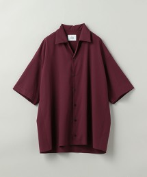 UNITED ARROWS & SONS CHEESE OPEN SHIRT 開領襯衫 日本製