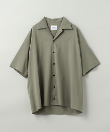 UNITED ARROWS & SONS CHEESE OPEN SHIRT 開領襯衫 日本製