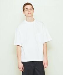 UNITED ARROWS & SONS POCKET TEE 口袋T恤 日本製