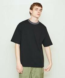 UNITED ARROWS & SONS RINGER TEE 圓領T恤 日本製