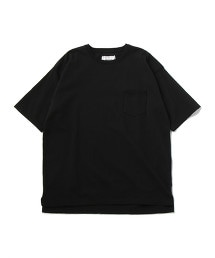 UNITED ARROWS & SONS PLAIN POCKET BIG_TEE