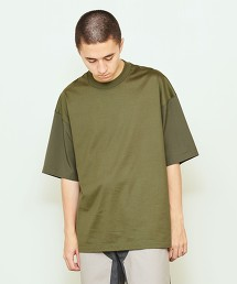 UNITED ARROWS & SONS CHEESE T-SHIRT 日本製