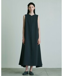 UNITED ARROWS & SONS by DAISUKE OBANA WOMEN I DRESS 一字型洋裝 日本製