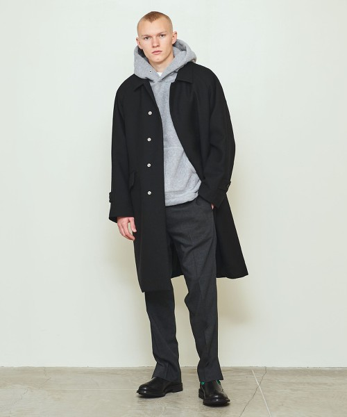 UNITED ARROWS & SONS SPACE BAL COAT