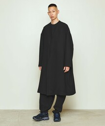 UNITED ARROWS & SONS by DAISUKE OBANA III C/LESS DB COAT 長大衣 † 日本製
