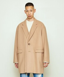UNITED ARROWS & SONS LAYER CHESTER COAT 切斯特大衣 日本製