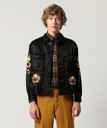 UNITED ARROWS & SONS ISLAND SOUVENIR JACKET