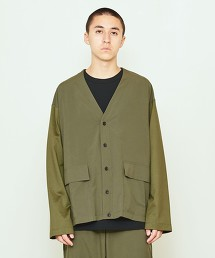 UNITED ARROWS & SONS CHEESE CARDIGAN 日本製