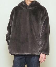 UNITED ARROWS & SONS TRAD HUNTER HOODIE 刷毛連帽上衣 日本製