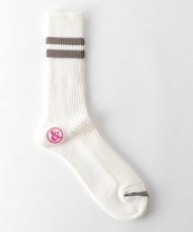 UNITED ARROWS & SONS BASIC LINE SOCKS