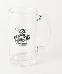 UNITED ARROWS & SONS WORLD TOUR BEER MUG LONDON 啤酒杯