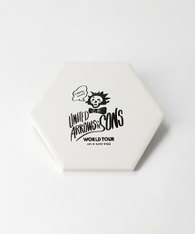 UNITED ARROWS & SONS WORLD TOUR COASTER LONDON 杯墊