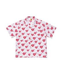 TW HM 16 HEART ALOHA 夏威夷襯衫 日本製