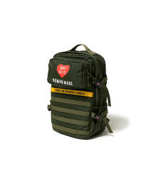 TW HUMAN MADE 32 MILITARY B/PACK