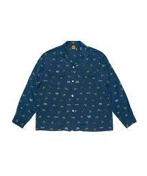 TW HUMAN MADE 11 DUCK ALOHA SH 襯衫 日本製