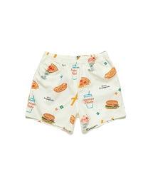 TW HUMAN MADE 19 JUNK FOOD ALOHA 短褲 日本製