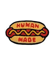 TW HUMAN MADE 49 HOT DOG RUG L