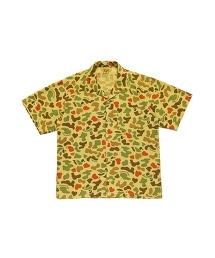 TW HUMAN MADE 16 DUCK CAMO ALOHA 夏威夷襯衫 日本製