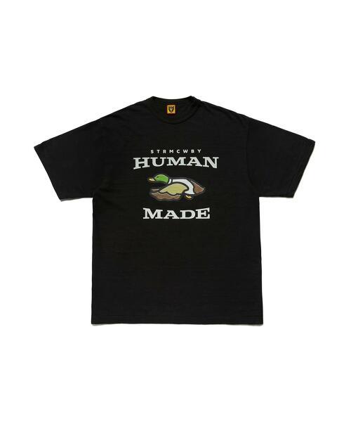 TW HUMAN MADE 17 T-SHIRT 2202 日本製