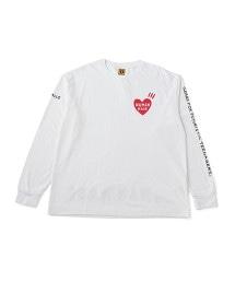 HUMAN MADE LONG T SHIRT 長袖T恤■■■