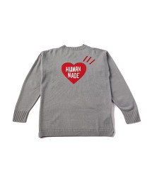 HUMAN MADE HEART KNIT■■■