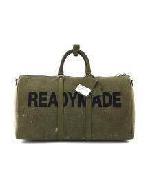 READYMADE TW RM 32 OVERNIGHT BAG L 日本製