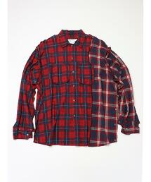 TW MOUNTAIN RESEARCH 11 NO SEW SHIRT 日本製