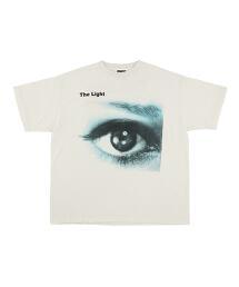 TW S/MICHEAL 17 003  EYE T恤 日本製