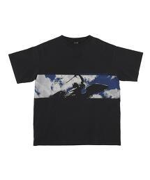 TW S/MICHEAL 17 009 SKY T恤 日本製