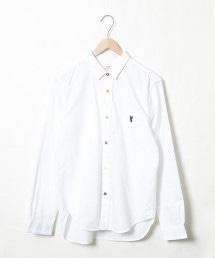 彩色鈕扣牛津襯衫