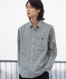 千鳥格標準領襯衫