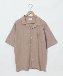 T恤材質 開領襯衫