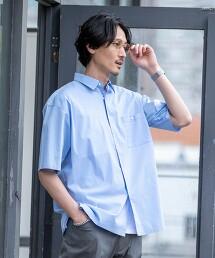 TC彈性標準領短袖襯衫