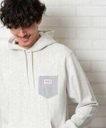 【女性也很推薦】SMITHS特別訂製 口袋衛衣套頭衫 20SS  OUTLET商品