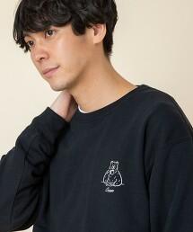 【Ryo Kaneyasu】coen熊內刷毛圓領衛衣#