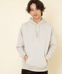 【Ryo Kaneyasu】coen熊內刷毛連帽衫#